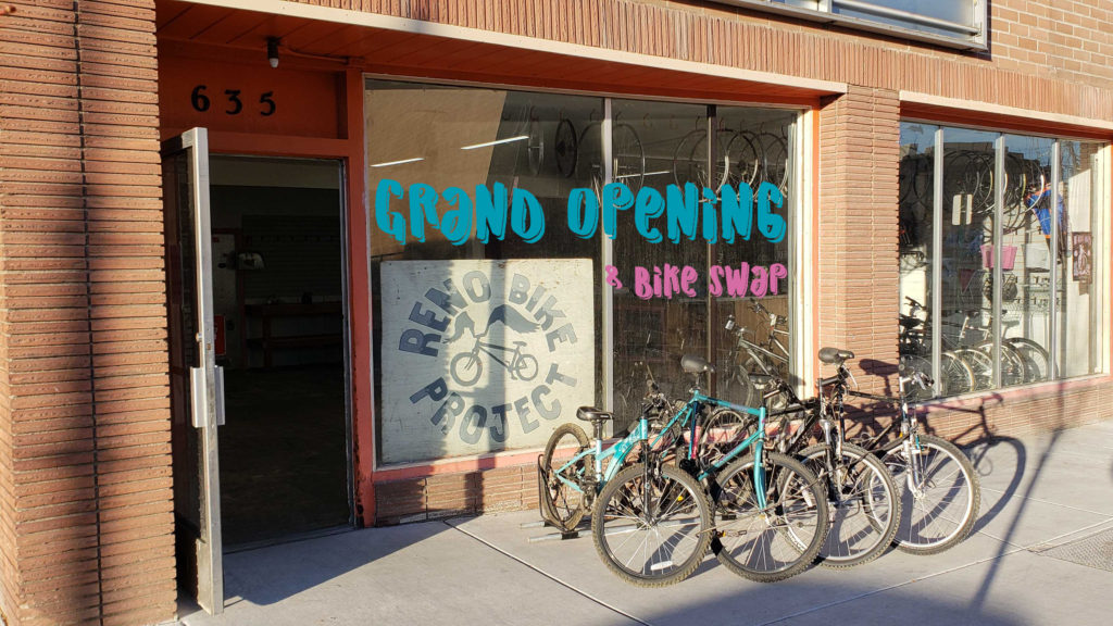 Reno Bike Project - Used Bikes Exchange and Bicycles on Sale | Reno